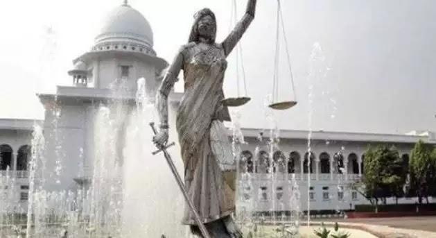 Μπαγκλαντές: Χιλιάδες ισλαμιστές θέλουν να καταστρέψουν το άγαλμα της Ελληνίδας Θεάς Θέμιδας