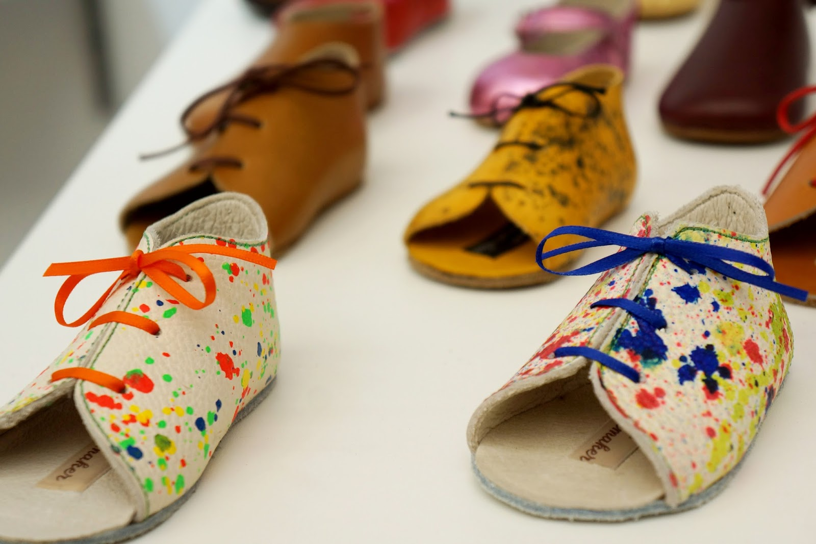 the little shoemaker at bubble london 2015