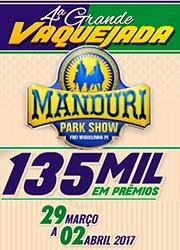 O Manduri Parque Show APRESENTA