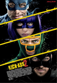 Kick Ass 2 (2013) Movie Poster