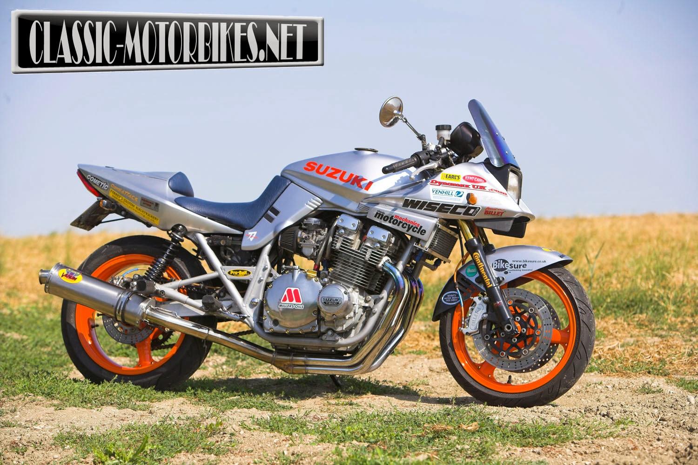 Racing Caf U00e8  Suzuki Katana 1260 Special