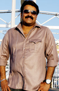 Mohanlal in shirt