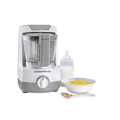 Cuisinart Baby Food Maker Instructions