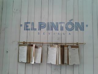 Bar El Pintón.El Tapeador Sevilla.