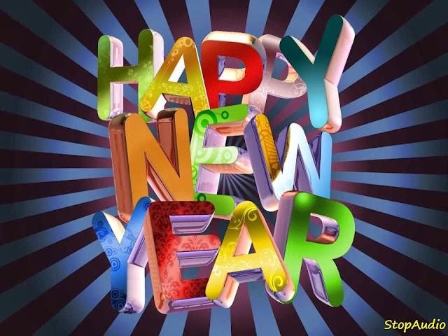 Happy New Year 2014 Greetings Wallpaper