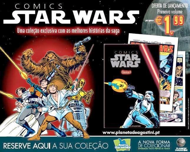 Quadrinhos Encadernados Star Wars