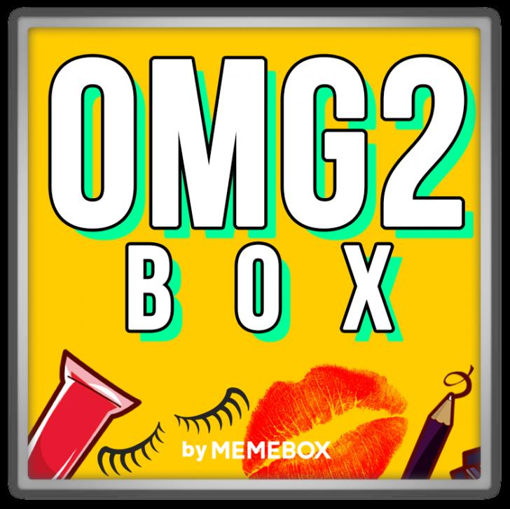 memebox Memebox Special #32 OMG 2 VIP 미미박스 Commercial