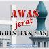 Gerakan Kristianisasi Sasarkan Pada Asia dan Afrika