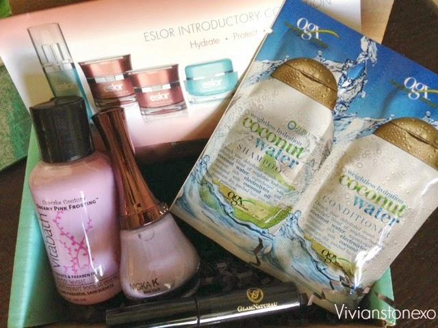 beauty box five june box