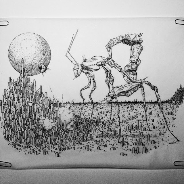 07-Peter-Deligdisch-Love-for-the-Doodle-Drawing-www-designstack-co