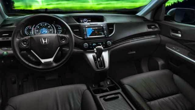 Honda cr v 2016 prix