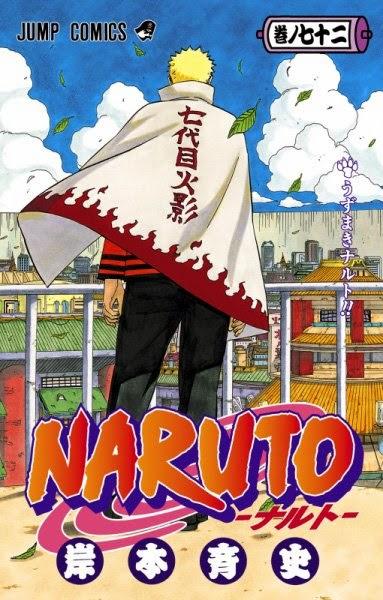 Naruto, Actu Manga, Manga, Masashi Kishimoto, Shueisha, Weekly Shonen Jump,