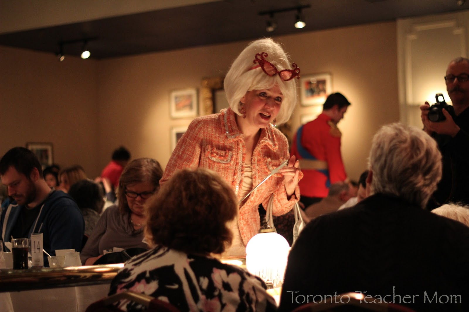 Mysteriously Yours Mystery Dinner Theatre