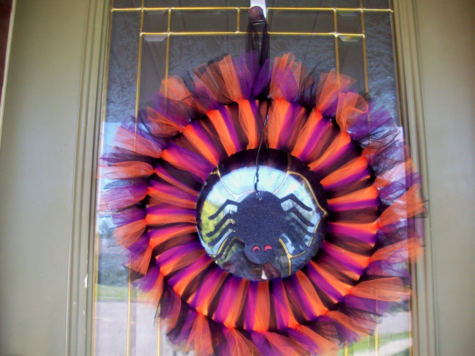 Halloween Wreath Food Crafts And Family