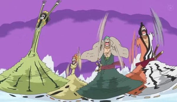 One Piece 602 Subtitle Indonesia