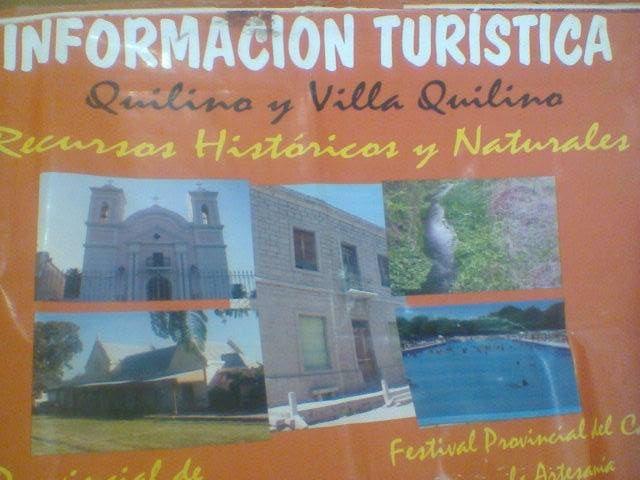 As somos oficina de informaci n tur stica en quilino for Oficina de informacion turistica