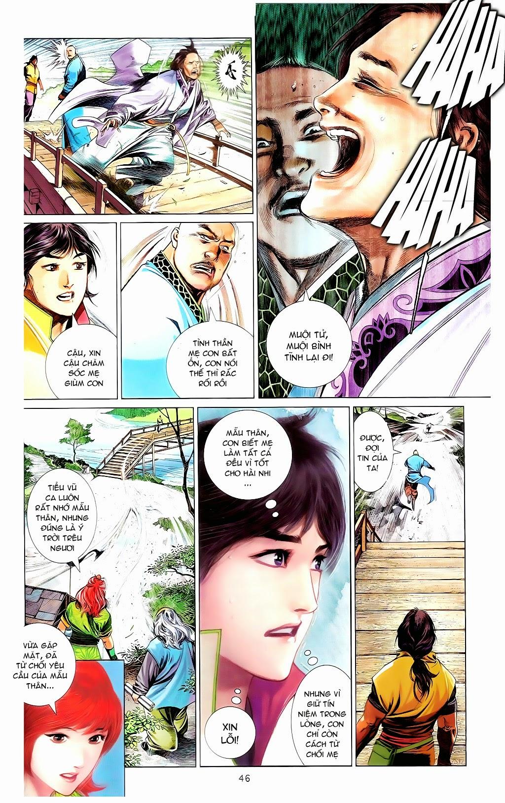 Phong Vân Chap 665 - Trang 45