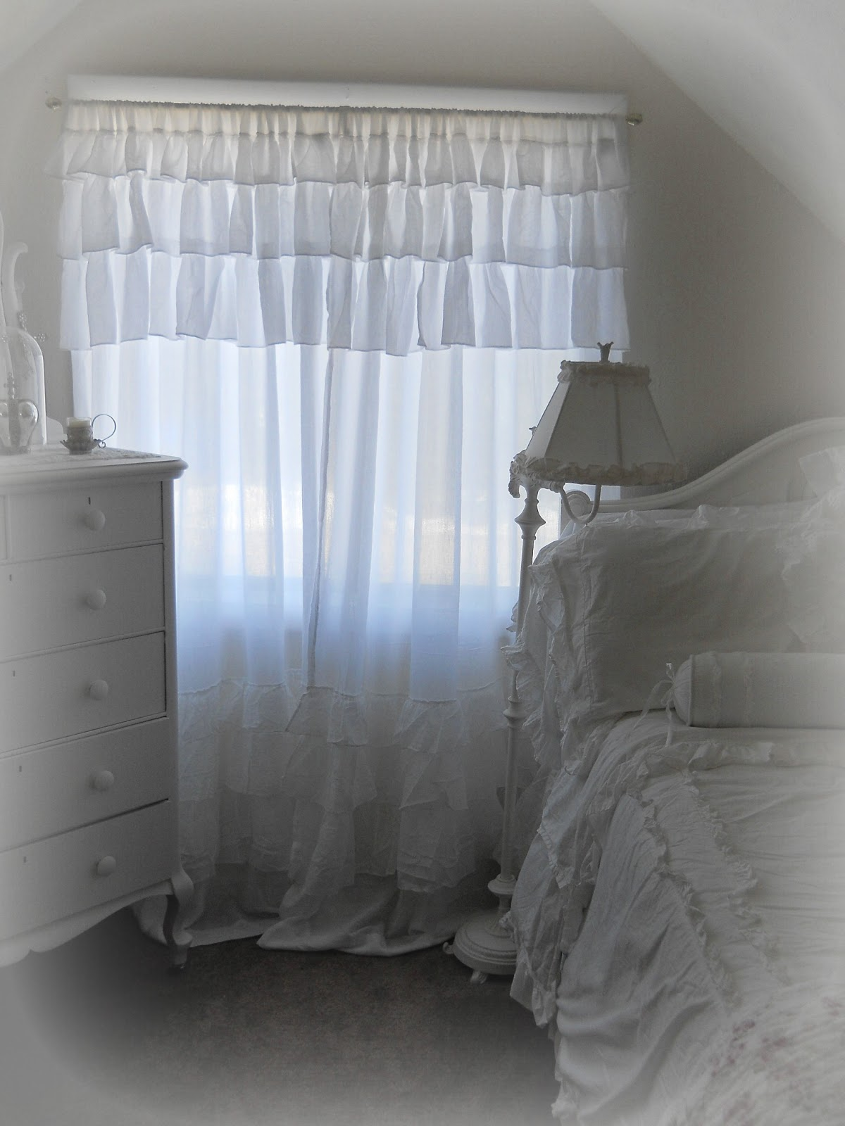 Simply Shabby Chic Curtains