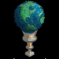 World Vase