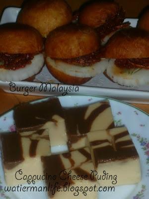 WATIERMANLIFE: Juadah Iftar Hari ke 4~ Burger IKan Bilis ...