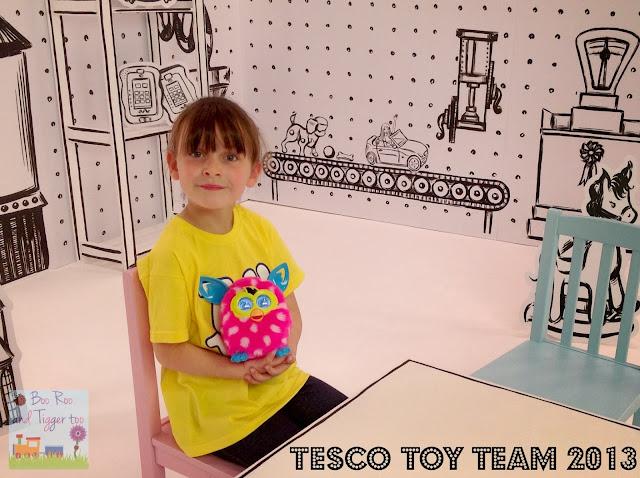 Boo Roo and Tigger Too: Tesco Toy Team 2013