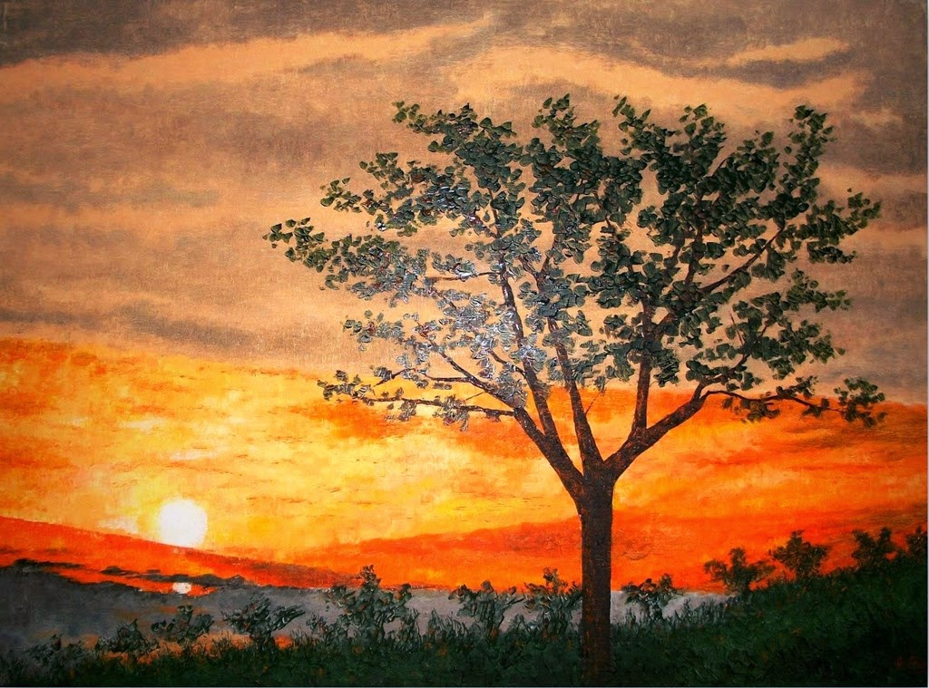 Pintura moderna y fotograf a art stica cuadros de - Cuadros faciles de hacer ...