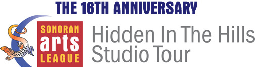 Hidden in the Hills Artist Studio Tour