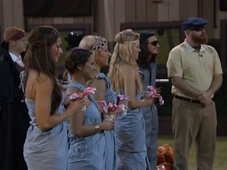 Big Brother 15 Wedding Amanda McCrae BB15