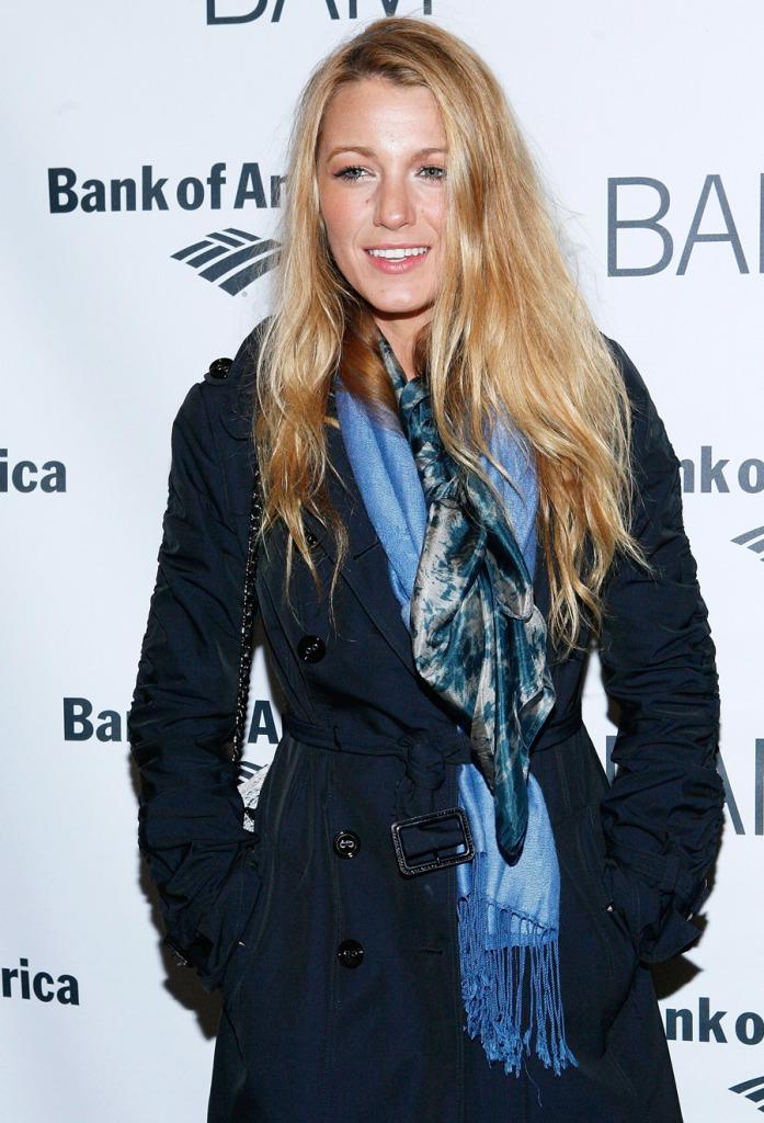 Blake Lively Hair 2011