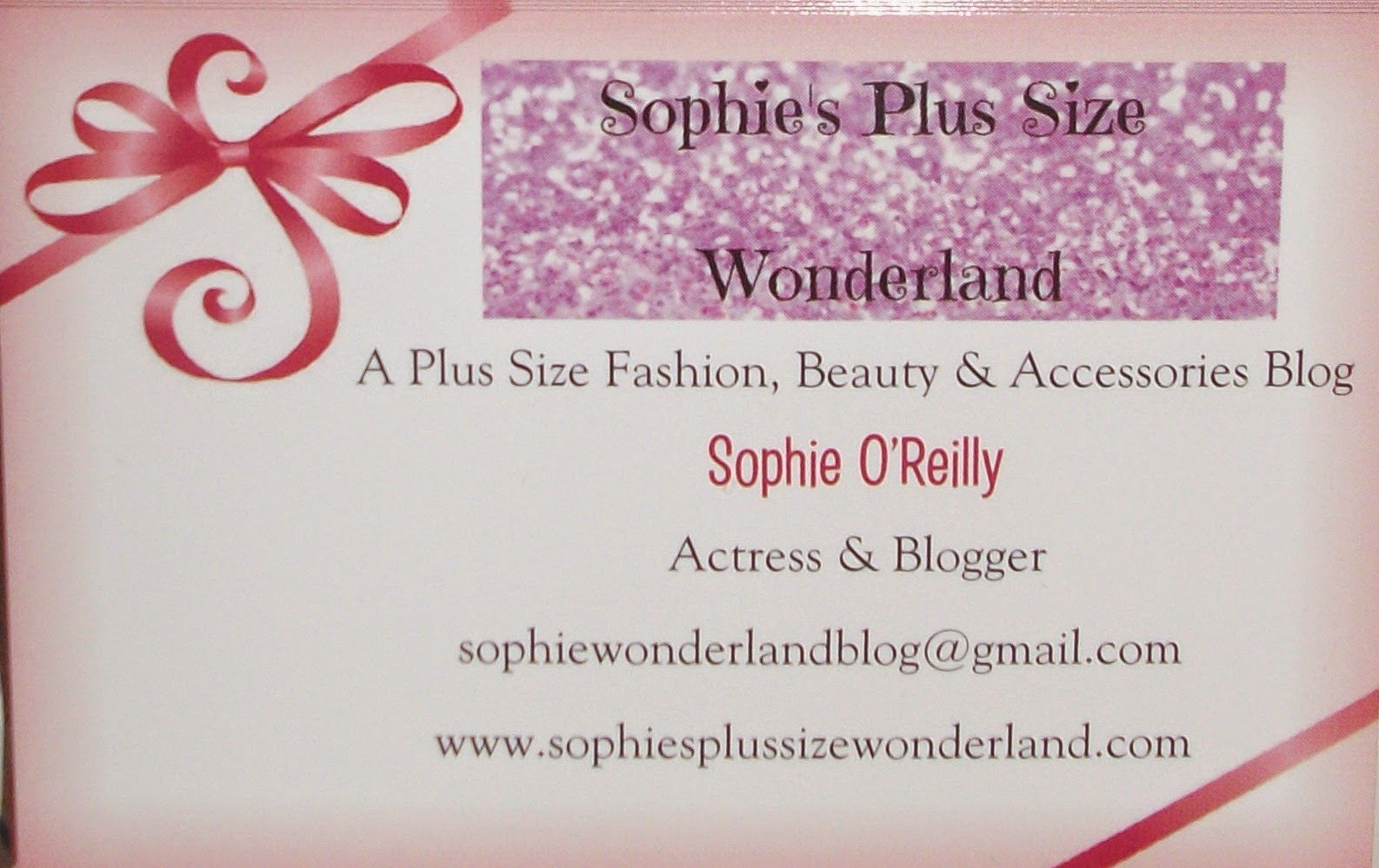 Blog Business Cards