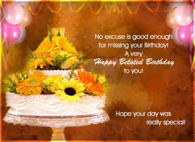 Latest Birthday Greetings With Quote Free Download