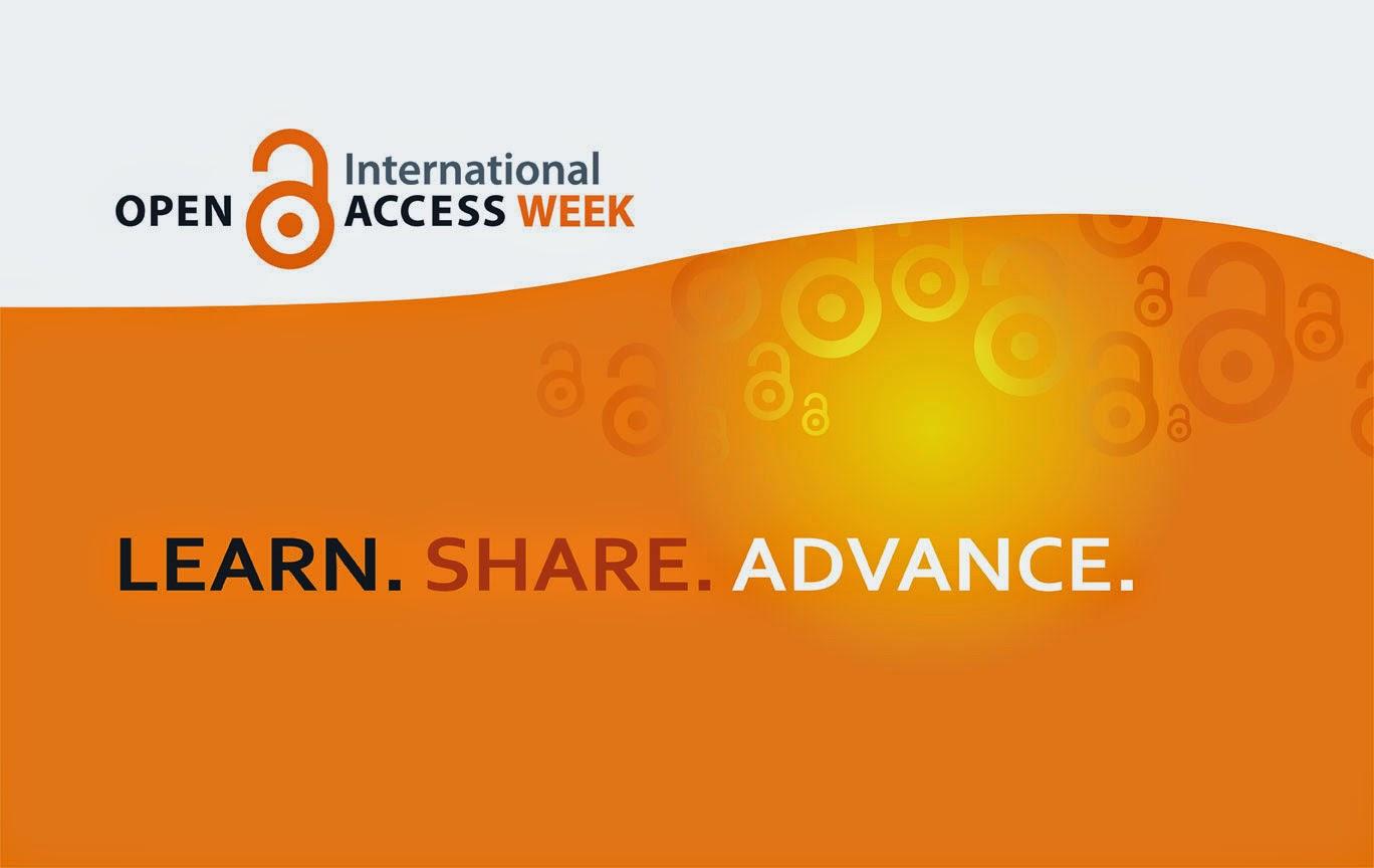 Open Acess Week 2014.