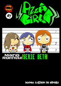 PIZZA GIRLS: SERIE BETA
