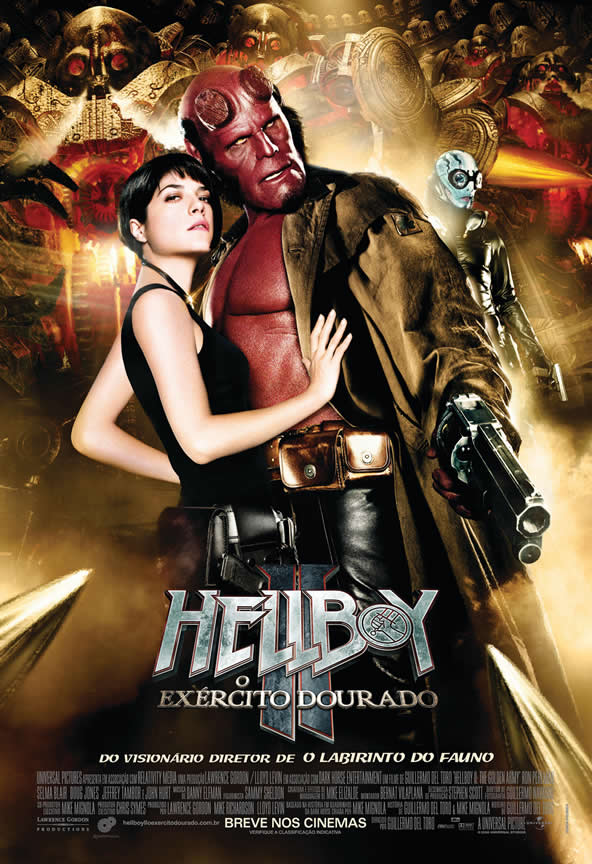 Hellboy 2 – O Exército Dourado Dublado