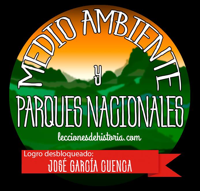 Insignia de Medio Ambiente y Parques Nacionales