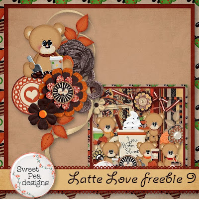 Latte Love Freebie 9