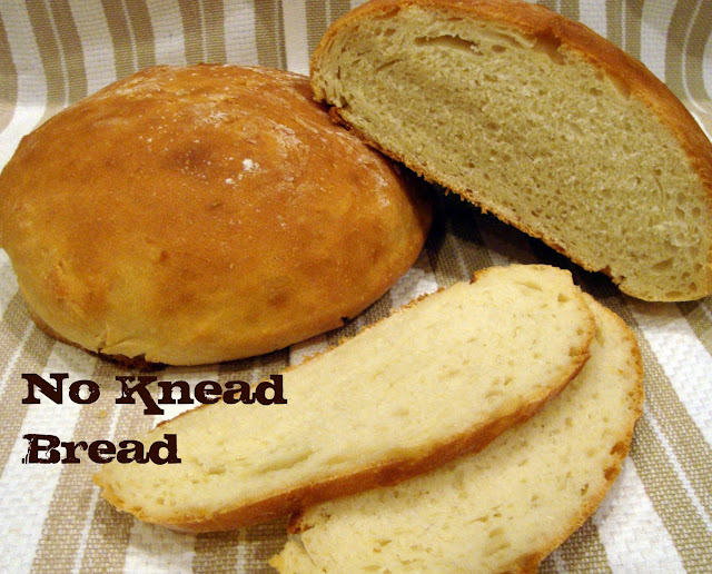 cents a loaf no kneading no fussing no kidding no knead bread hack ...