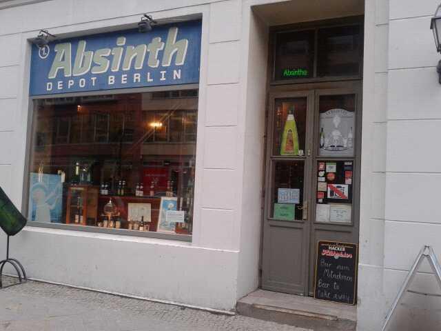 Weinmeisterstrasse Berlin