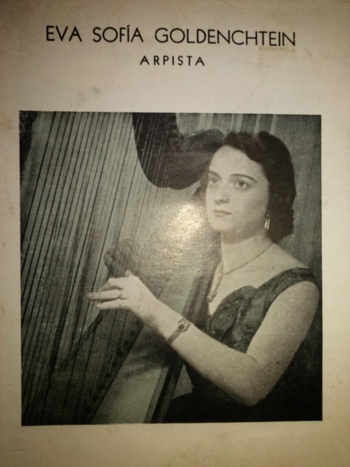 EVA SOFIA GOLDENCHTEIN DE SHEJTMAN