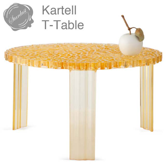 modern interior design TTables, All Colors -> T Table Kartell