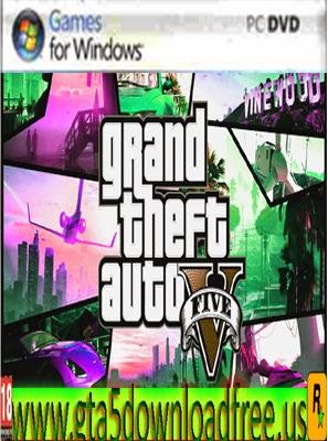 GTA 5 Download Crack