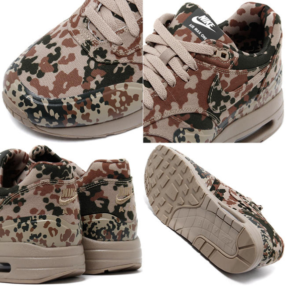 "Nike Air Maxim 1 SP Germany ""Country Camo"""