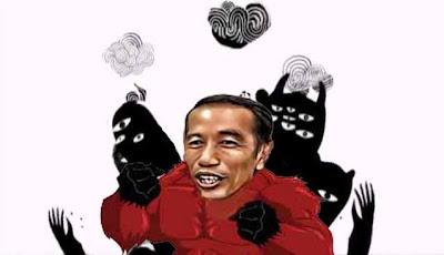Membongkar 'Kebusukan' Agenda Orang-orang Yang Mengelilingi Jokowi dan PDIP