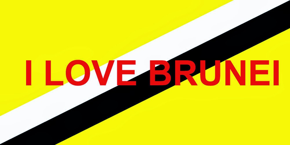 I Love Brunei Theme in AngularJS for DevArt!