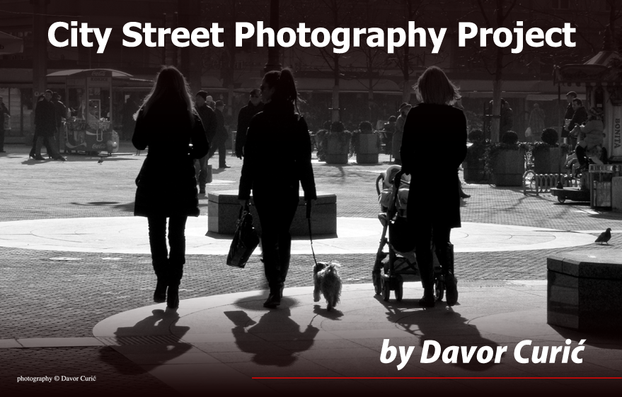 City Street Photography Project