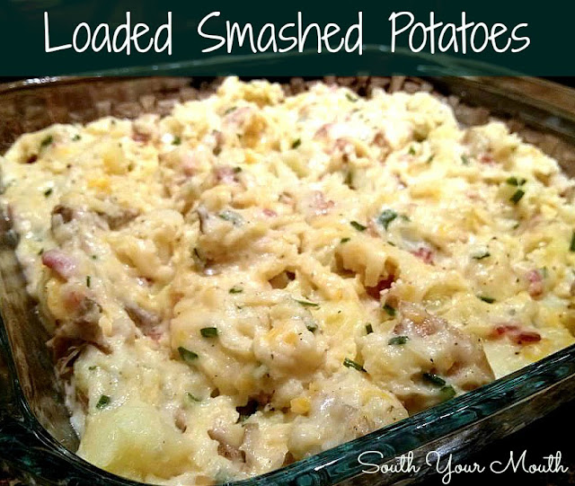 ... smashed potatoes parmesan gremolata smashed potatoes restaurant style
