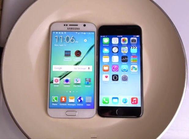 Galaxy S6 x iPhone 6: competição mostra qual mais resistente a água fervendo