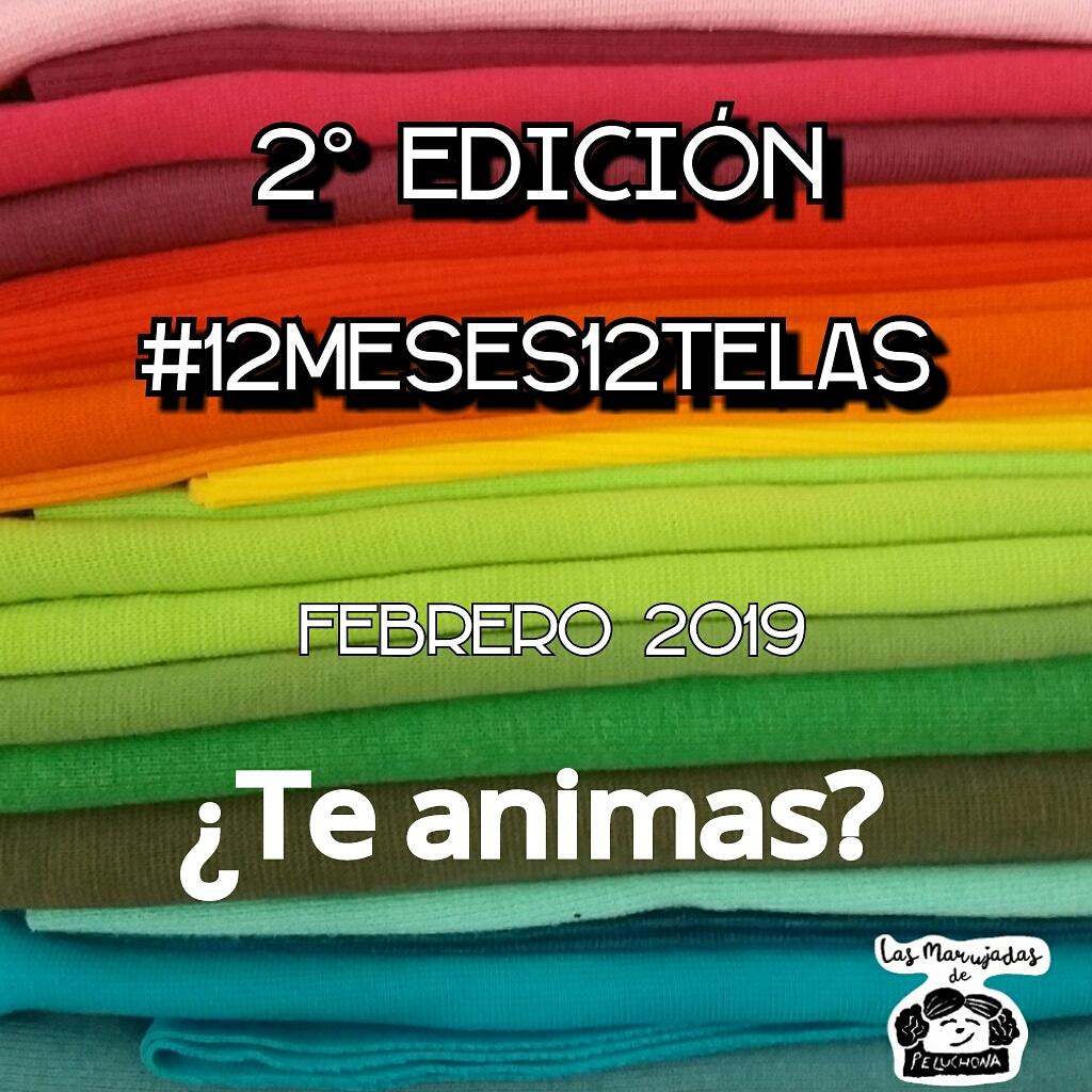 #12meses12telas