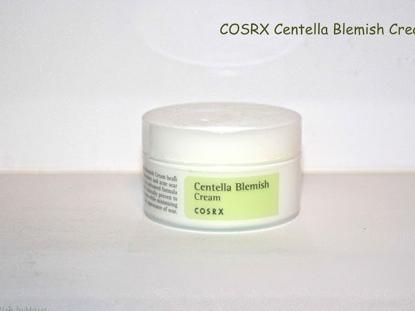 COSRX Centella Blemish cream - a multi functional spot treatment.