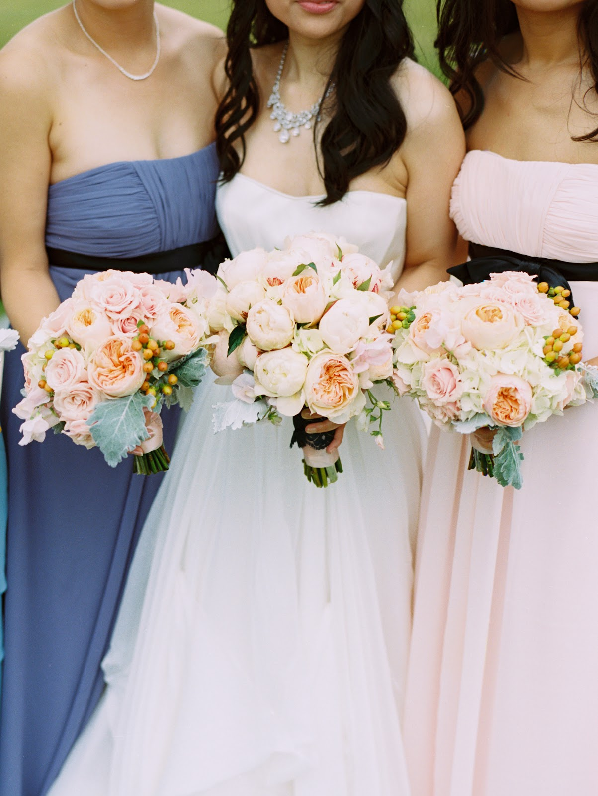Glenmere Mansion wedding flowers